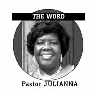 Pastor Julianna new