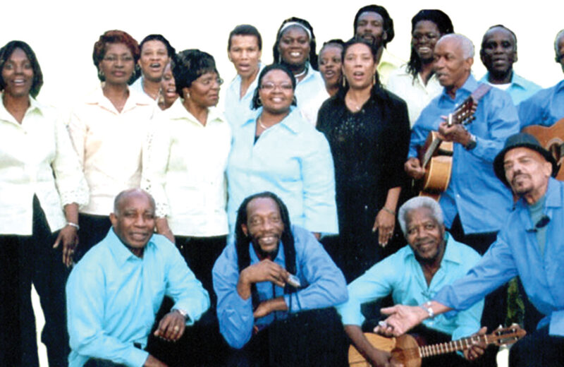They are Caribbean Voices
