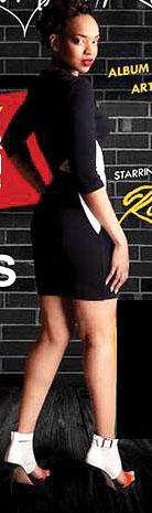 Montreal sensation  Kaisha Lee releases I Heart Reggae
