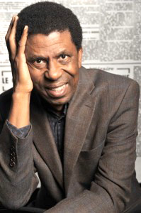 Dany Laferriere in the spotlight at Vision 2015