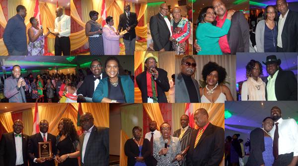 Grenada celebrated