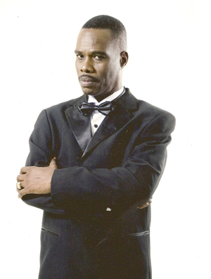 T&T King of Comedy Learie Joseph on  April 4
