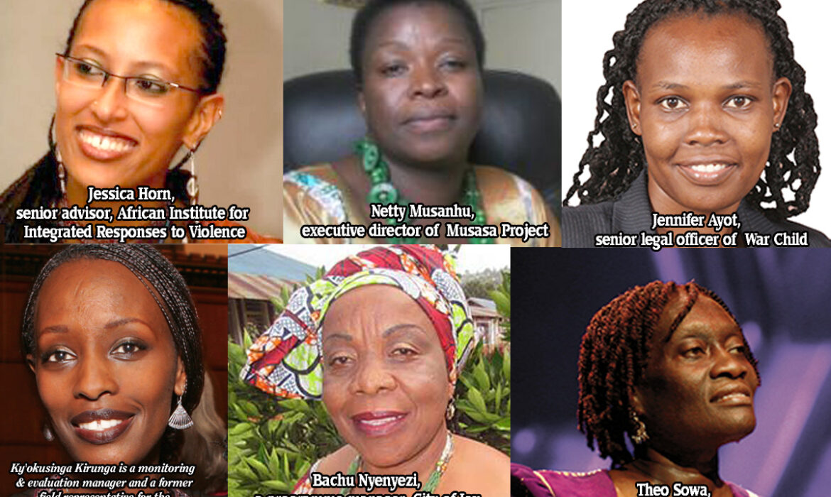 African Women leaders here for The Ask Her Talks