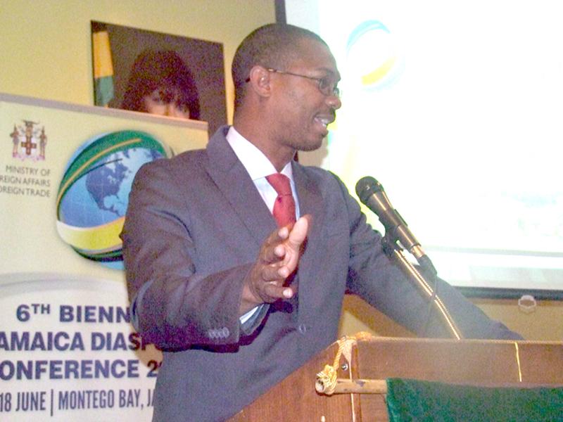 A call to the Jamaican Diaspora