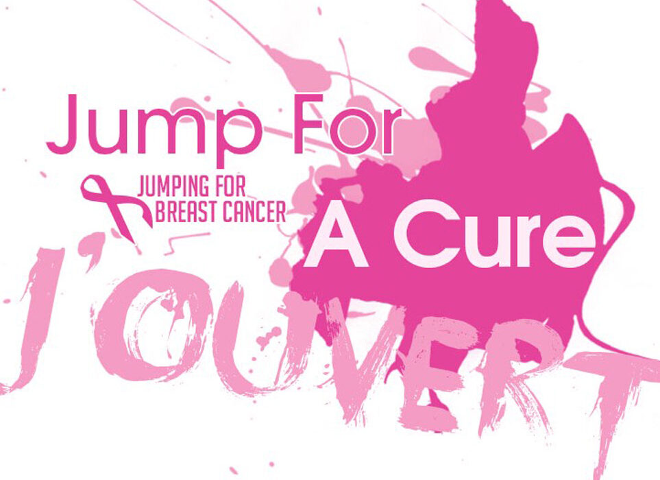 Join the band and  jump for a cure