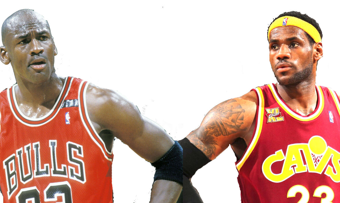 Why Can't People Accept The Possible Reality that LeBron Could Be Better Than Jordan?