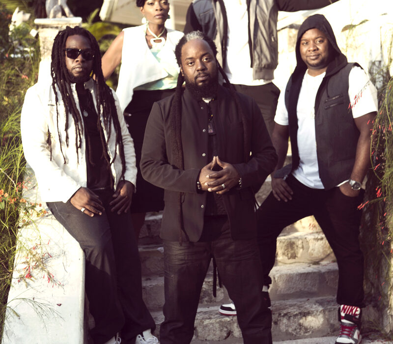 Morgan Heritage at the Old Port on June 27