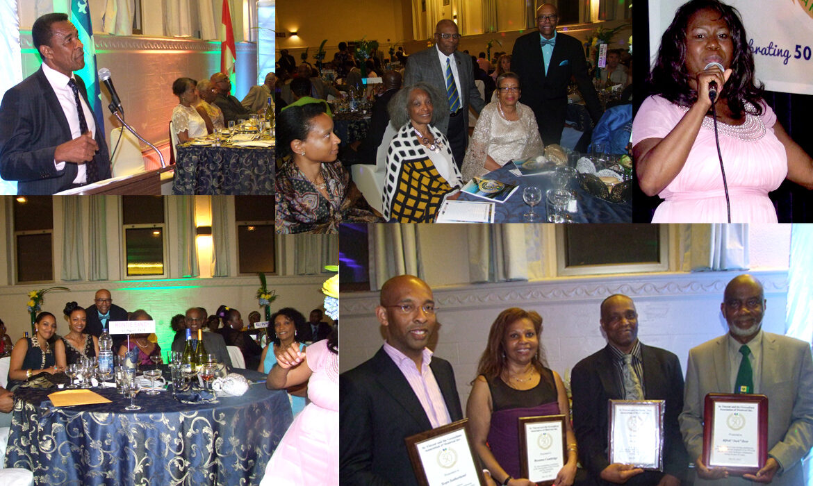 Awards and more as SVGAM celebrates 50th anniversary