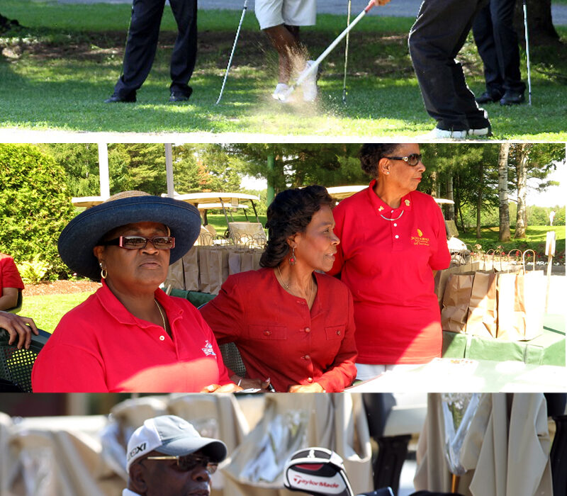 FORe… It's the Dr. Oliver Jones Golf Tournament