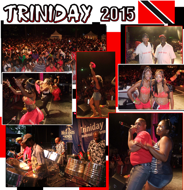 Massive Crowd at Trini Day