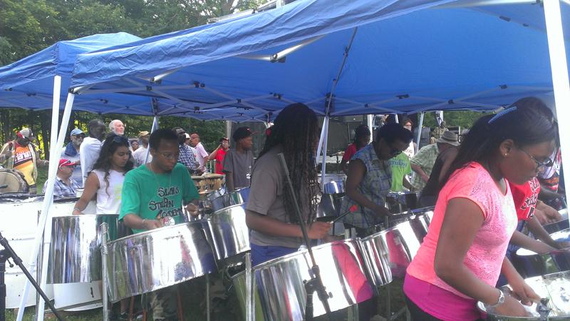 Salah Steelpan Academy's musical gem