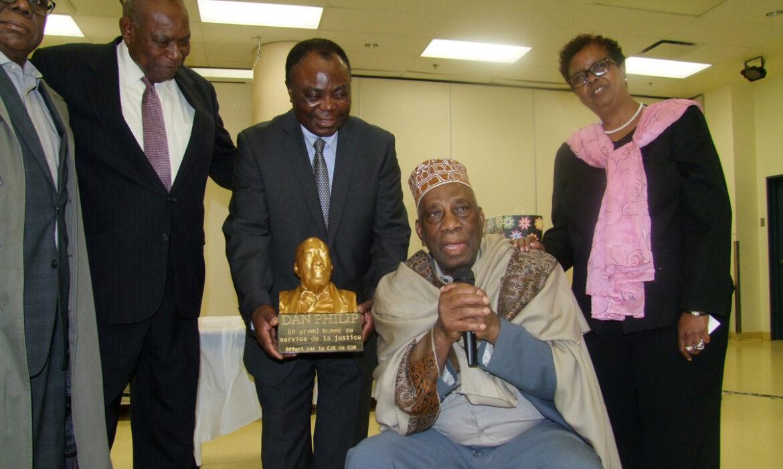 Four women receive the Mathieu Da Costa Award