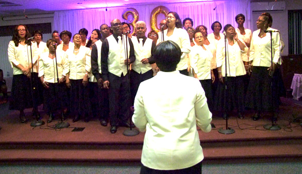 Uplifting Celebration for Montreal West Choir