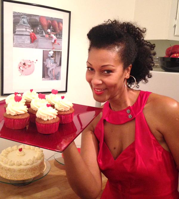 On Saturday November 28: Can we say Cake?