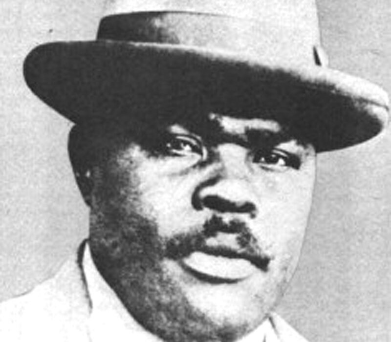 Respect due to the Rt. Hon. Marcus Mosiah Garvey