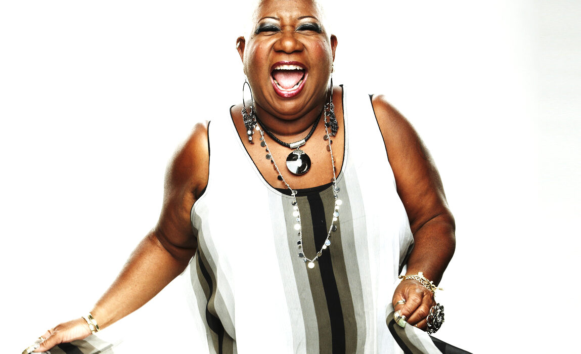 Luenell will make you Laugh until you're Hungry
