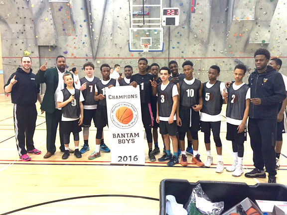 All winners at Montreal Classic Hoops