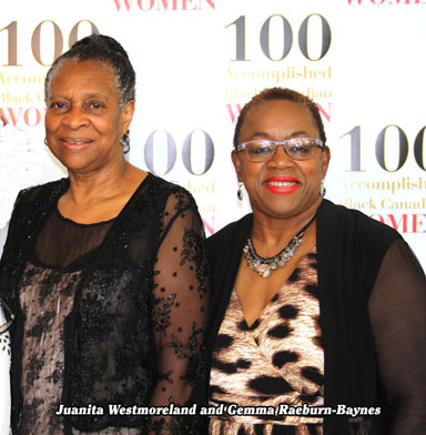 Book documents accomplished Black Canadian women
