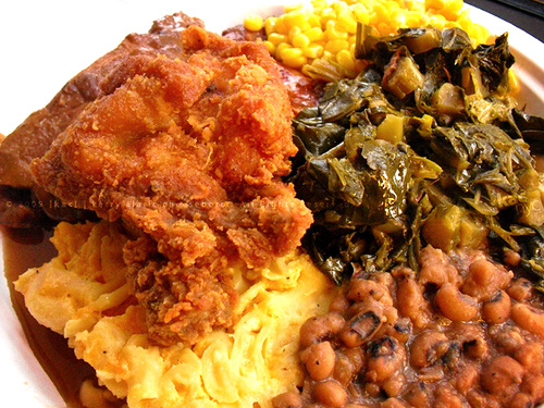 Welcome to a SoulFood Picnic.