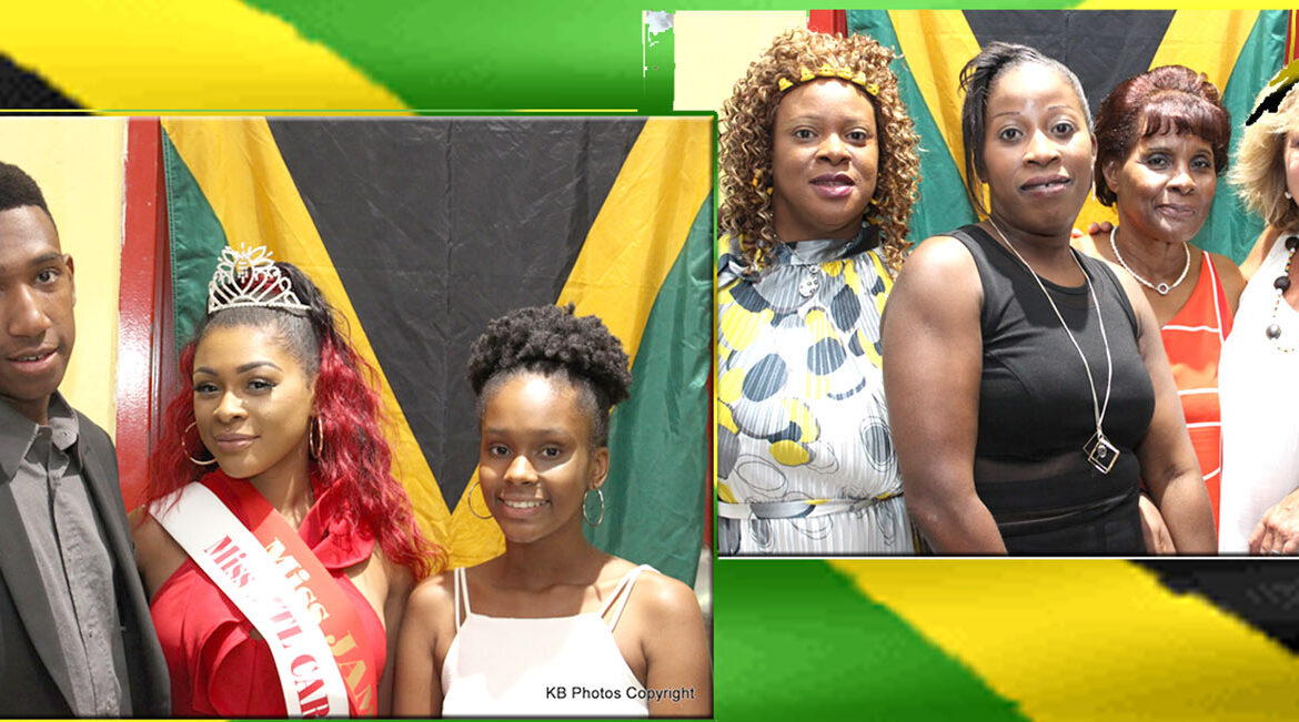 JAMAICA ASSOCIATION INDEPENDENCE DAY COCKTAIL reception