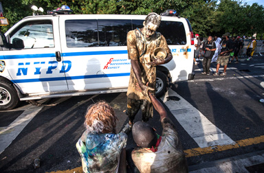 I will never go to another J'ouvert in Brooklyn