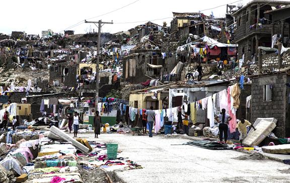Haiti We're Sorry Again