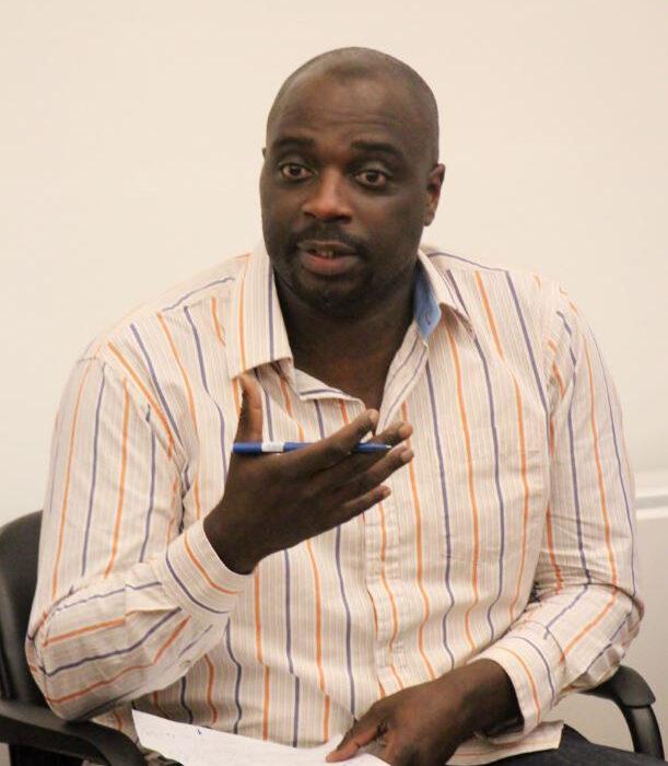 DAVID AUSTIN at Black Rose Book Speaker Series