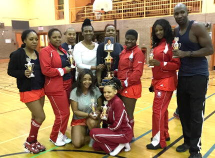 Red Socks take the Jean Cambridge Netball Championships