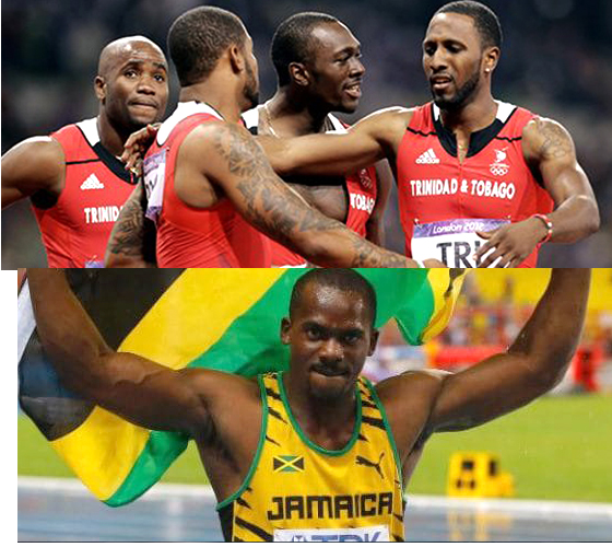 Jamaica's Gold medal goes to T&T