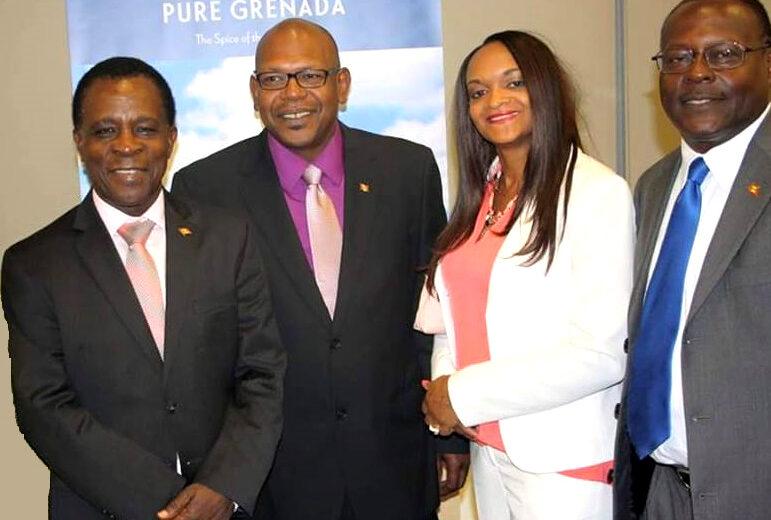 Celebrating Grenada on Feb. 18