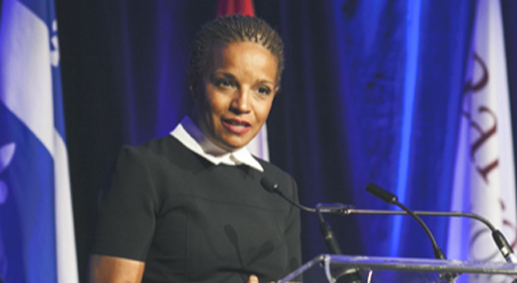 Haitian born lawyer Tamara Thermitus heads Human Rights Commission