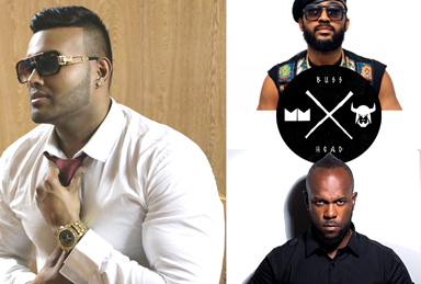 All about Showtime's Mr. Popular and  Machel and Bunji coming together to buss heads