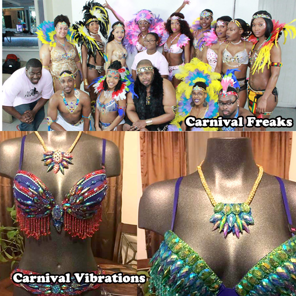 The bands are ready for Carifiesta 2017