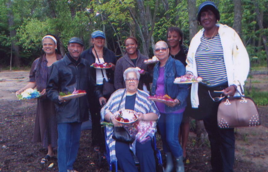 Relatives and Community members remember  The 12 kids that drowned in 1954