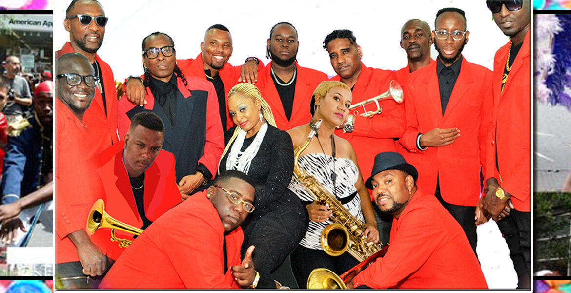 Brass 2 The World: Bringing back dancing in fetes