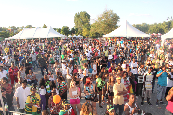 Jamaica Day 2017 at Parc Drapeau on July 8