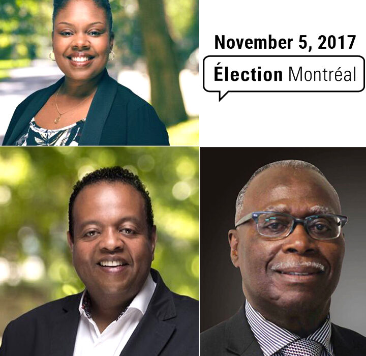 Black candidates in the fray for Nov. 5 election