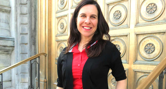 Valerie Plante takes over Montreal