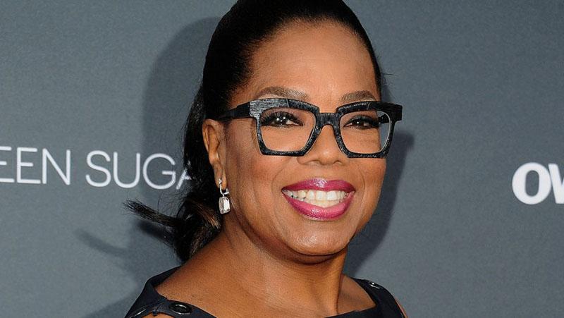 Oprah Winfrey can be a winner
