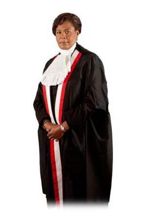 Paula Mae Weekes becomes Trinidad and Tobago's first female president