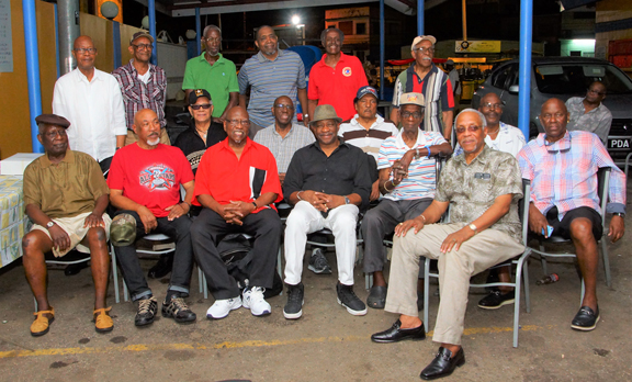 Martin Albino helps organize monumental  moment in T&T steelband