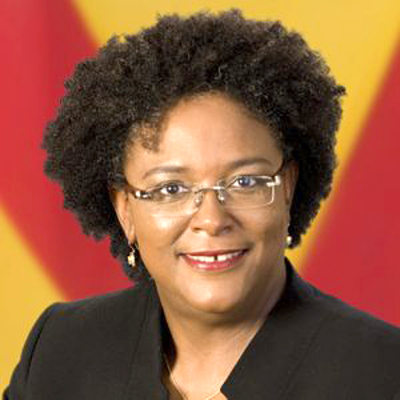 MIA MOTTLEY at the Vanguard of new era as BARBADOS' FIRST FEMALE PRIME MINISTER
