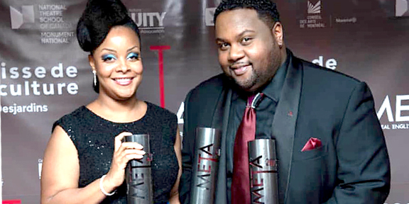 Tristan and Letitia make History at the METAs