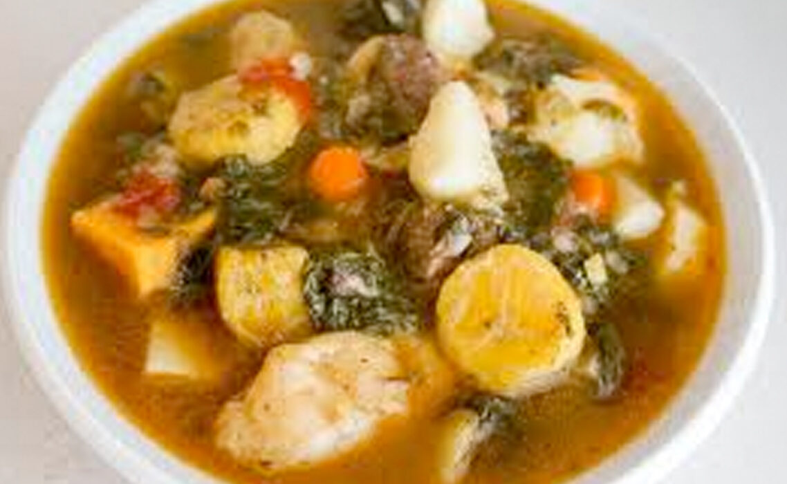 CARIBBEAN SOUP FOR THE SOUL