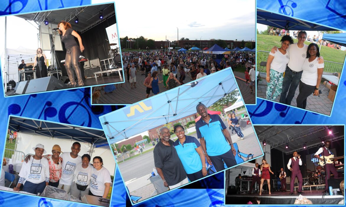 Sylvie and Freddy Rocked Blues Fest
