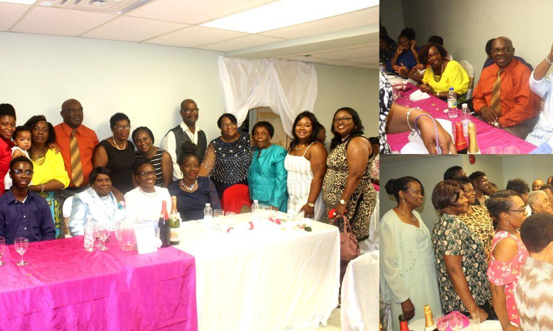 Celebrating a foundation member