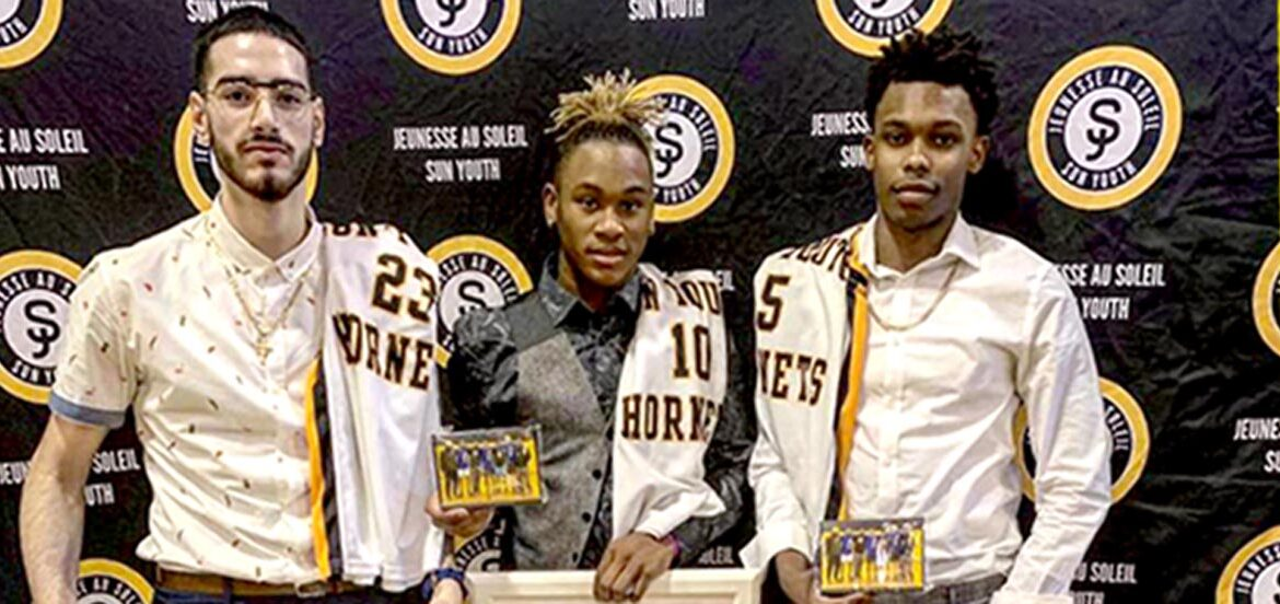 Trio of High School ballers primed and ready