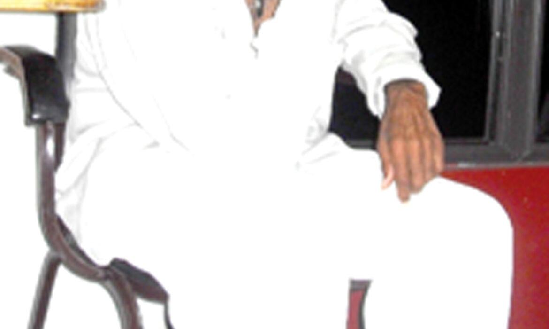 Guyanese singing legend Johnny Braff passes