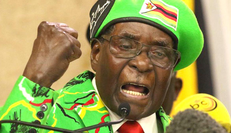 ZIMBABWEAN STALWART ROBERT MUGABE GOES TO GLORY