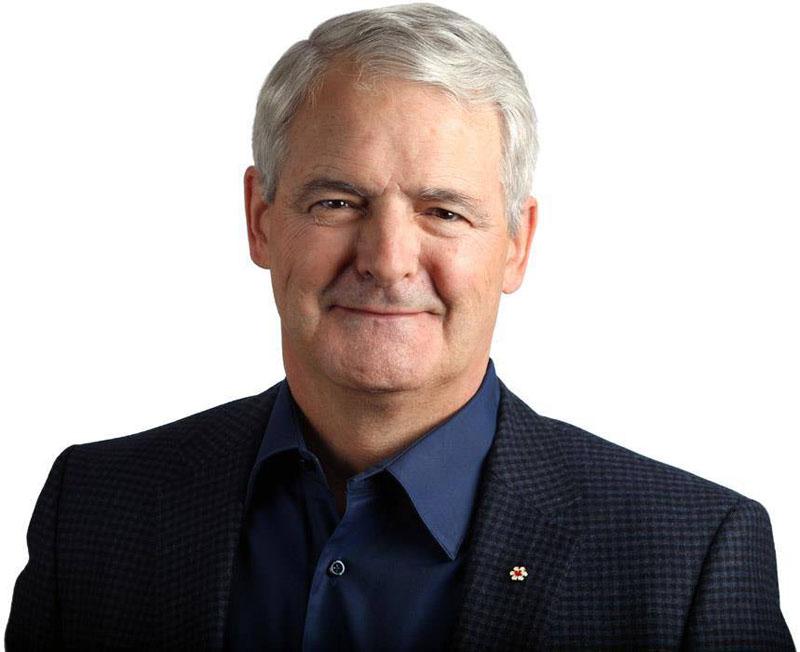 Marc Garneau Explores Canadian Politics